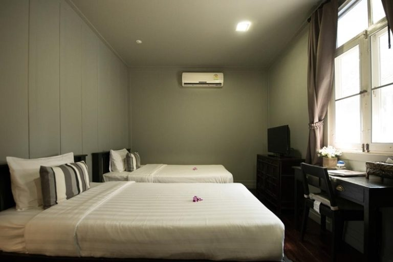 Tharaburi Resort : Baan Thai Superior Room