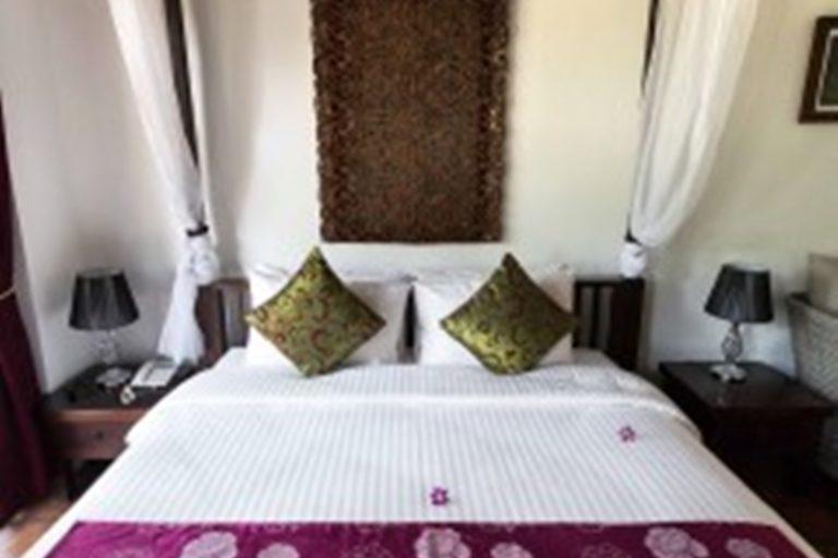 Tharaburi Resort : Family Loft Room