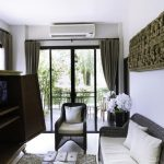 Tharaburi Resort : One Bed Room Suite