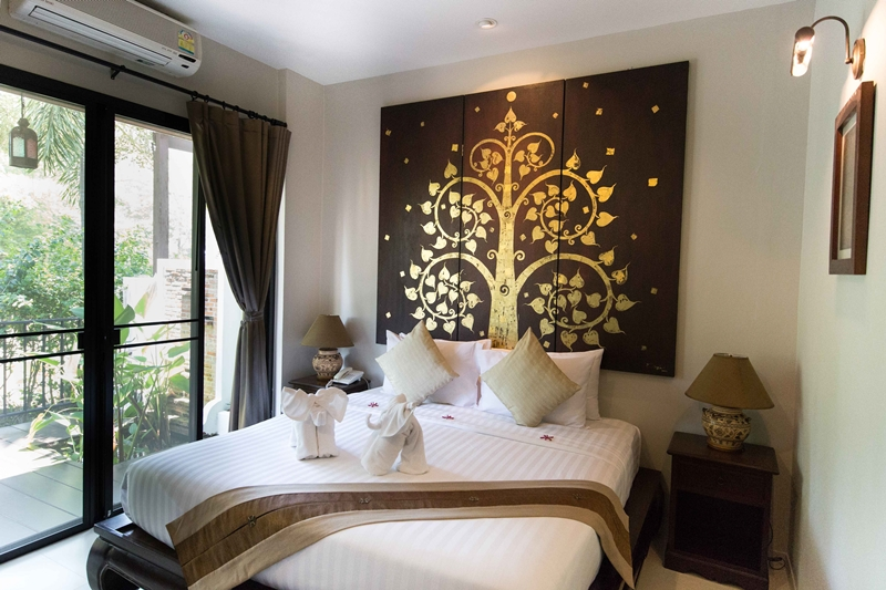 Tharaburi Resort : One Bed Room Suite