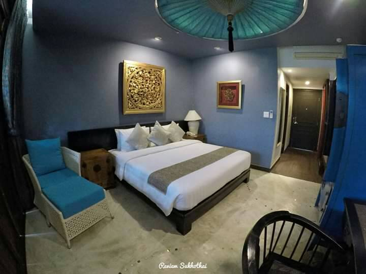 Tharaburi Resort : Grand Deluxe Room